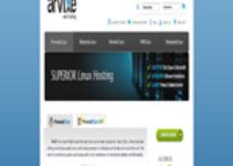 Arvixe – Adult Web Hosting