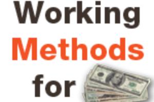 9 Working Methods To Earn Money Online