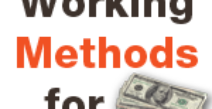 working methods featured image
