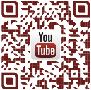 QR code to my YouTube channel